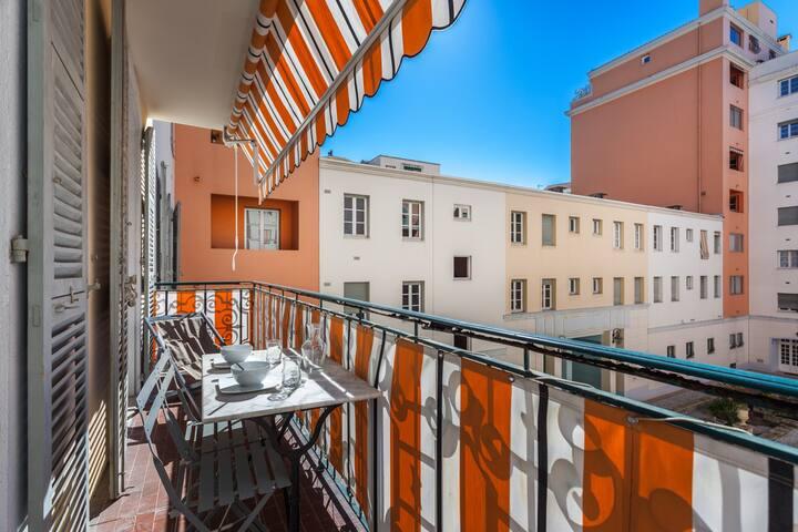 Sur Le Port - 1 Chambre - Le Port - Nice - Appartement
