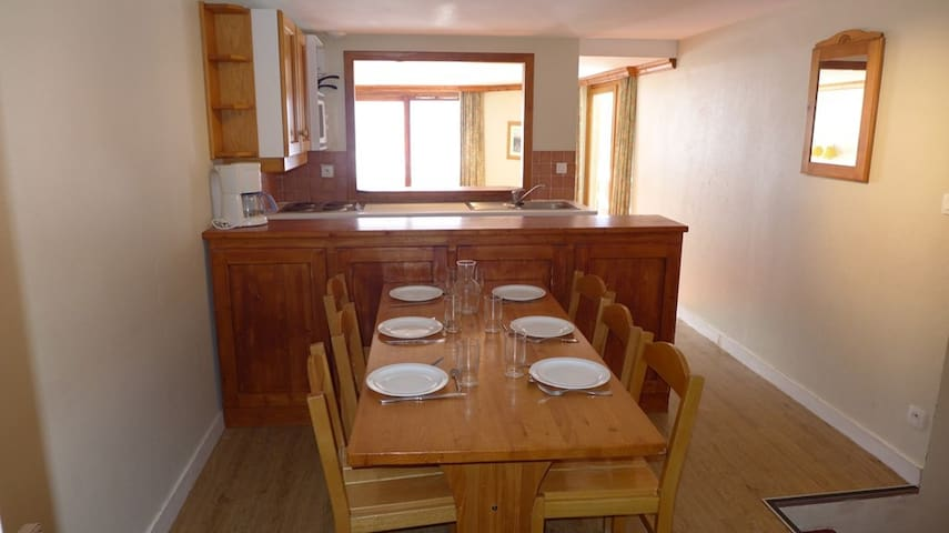 Temple du Soleil Machu self catering apartment for - VAL THORENS - Flat