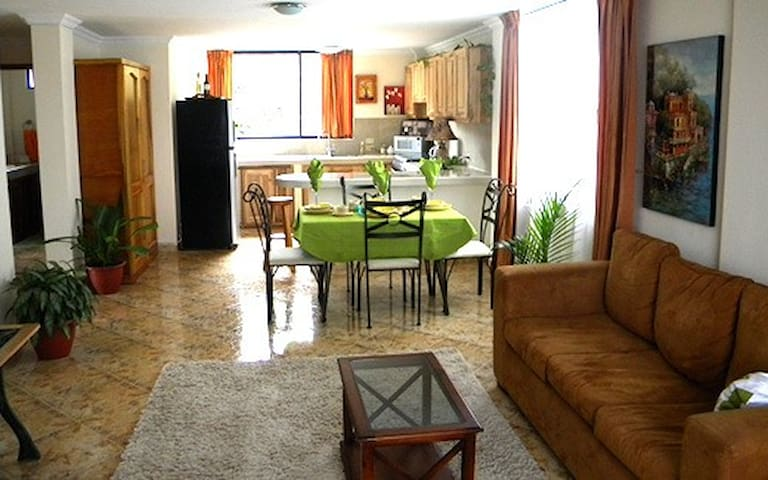 Sun-room and Lovely Decor - Primavera 1-3