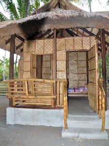 Native Hut In Sablayan Paraiso Beach Resort