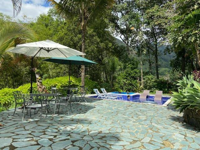 Villa Valeria Hermosa cabaña rodeada de naturaleza