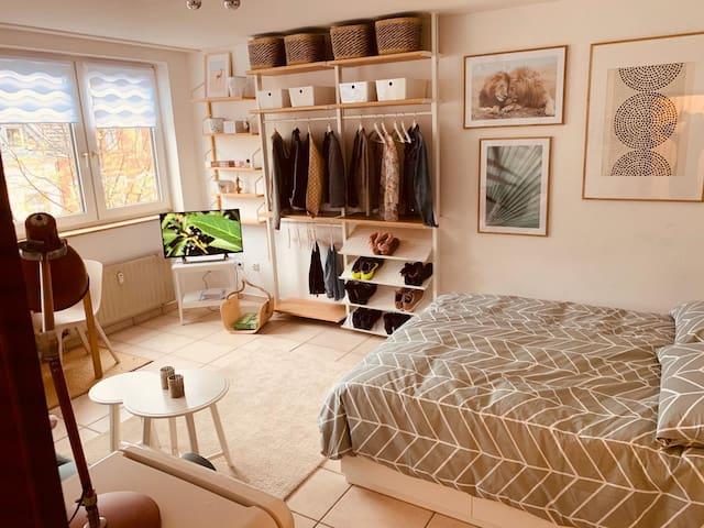 Moderne, frisch renovierte Wohnung in Ehrenfeld