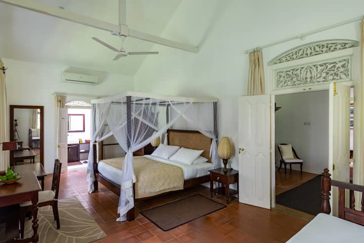 Two Bedroom Heritage Walauwa Suite with 25% OFF