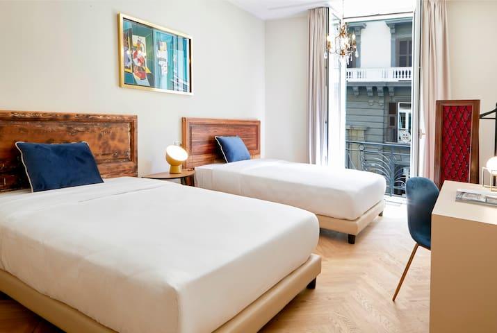 Casa Vittoria  - Room  Borgo Marinari de luxe