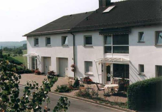Ferienwohnung in der Vulkaneifel - Bettenfeld - Appartement