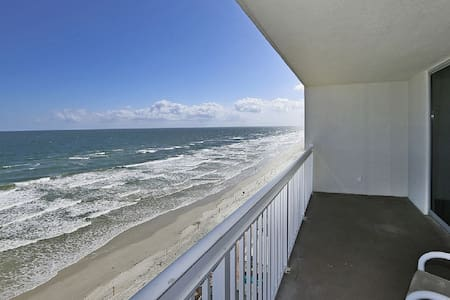 Daytona Beach Resort-Oceanfront W/Pr Balcony - Condominium