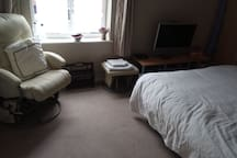 Private Double Room in a Three Storey Terrace