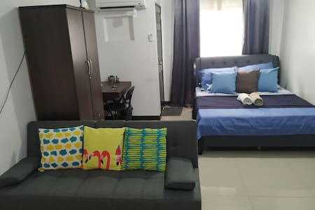 Cozy Studio Type Condo in Alabang,Metro Manila