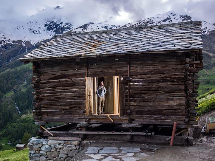 mayen Madeleine, Val d'Hérens, Valais, Sion Suisse