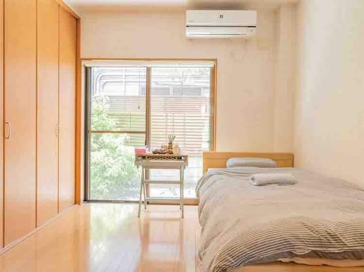 Cozy&Luxury home!1 Stop to Tennoji!Easy to Namba