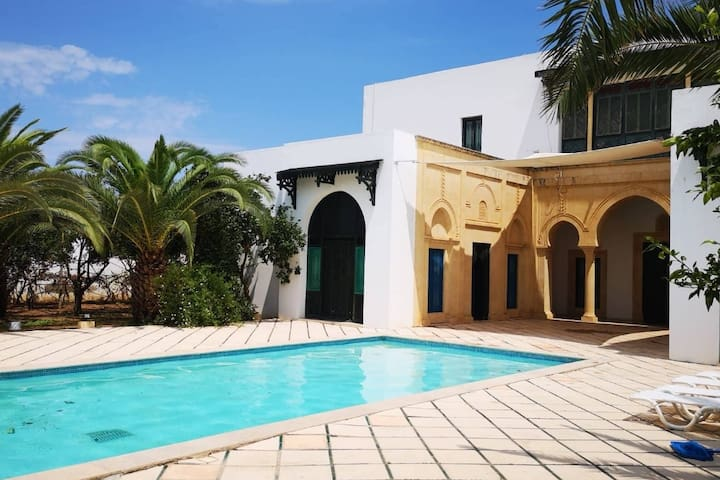Villa Dar Fares - Suite Topaze