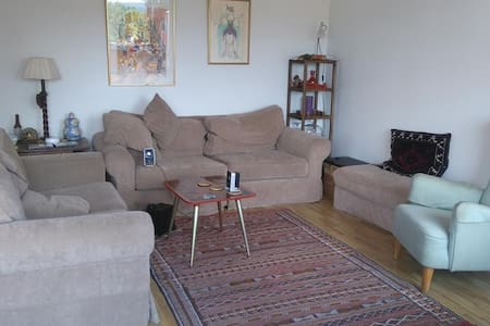 Cozy, convenient apartment next to metro - Oslo