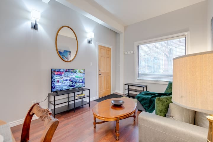 Private 1BR / 1BA Unit in an Upscale Toronto Home