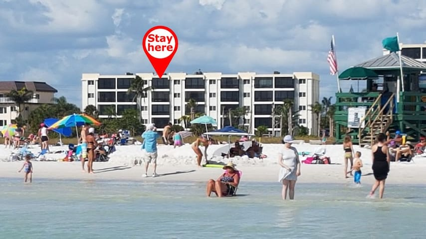 Crescent Royale, Newly Renovated Top Floor x Beach - Siesta Key