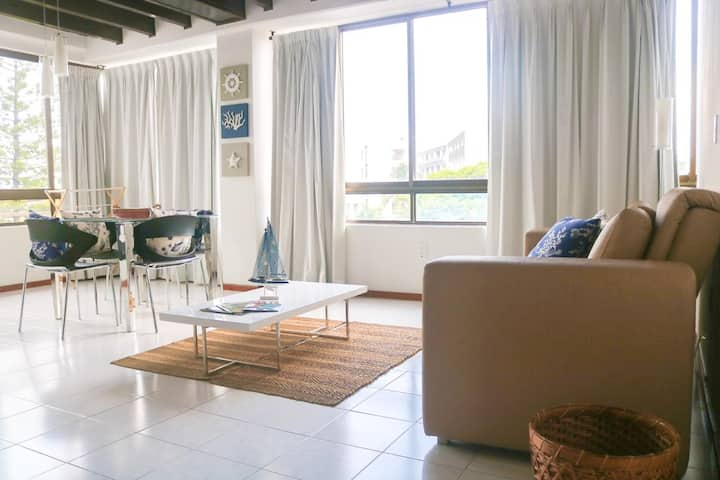 Perfecto Apartamento Bahía Fragata