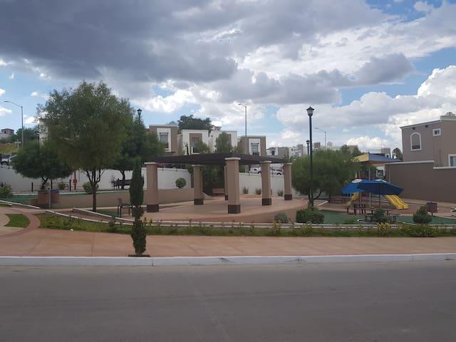 CASA Lisboa.  Nogales Mexico.  Great Location!