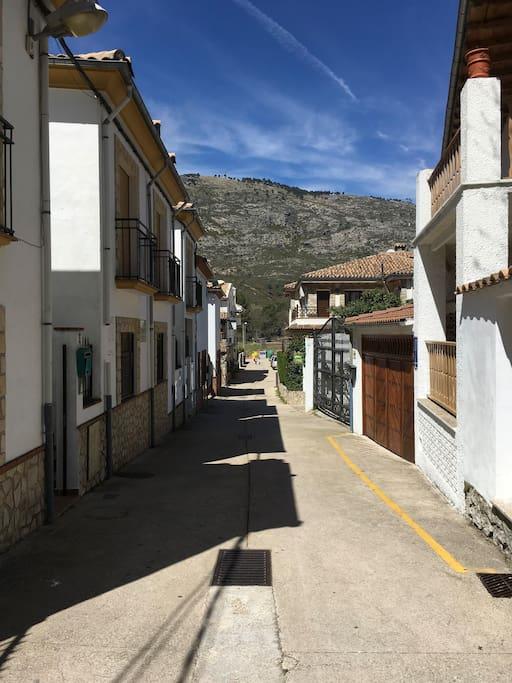 Calle Arroyo los Ubios