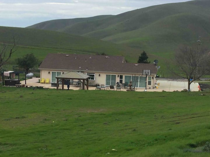Secluded retreat/Remote office/Livermore Ranch