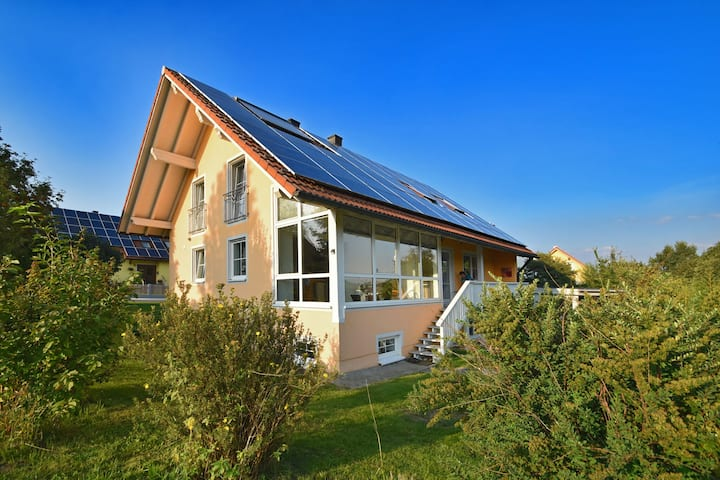 Amazing Holiday Home in Schonsee Bavaria with Garden