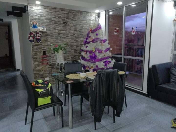Apartamento Amplio Tipo Campestre Te Encantara!!