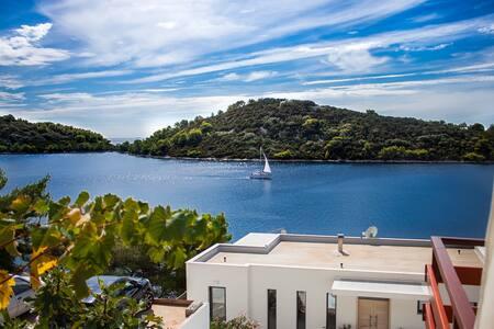 Gorgeous view on the Adriatic sea - Blato