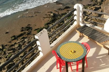 Great Terace Sea Veiw in Taghazout - Wohnung
