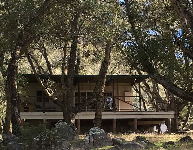 Harrison Serenity Ranch Guest House - Palomar Mountain - Huis