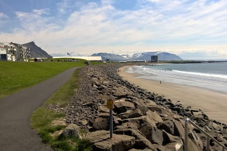 Akranes 30 mins. from Reykjavik - Akranes - Apartment