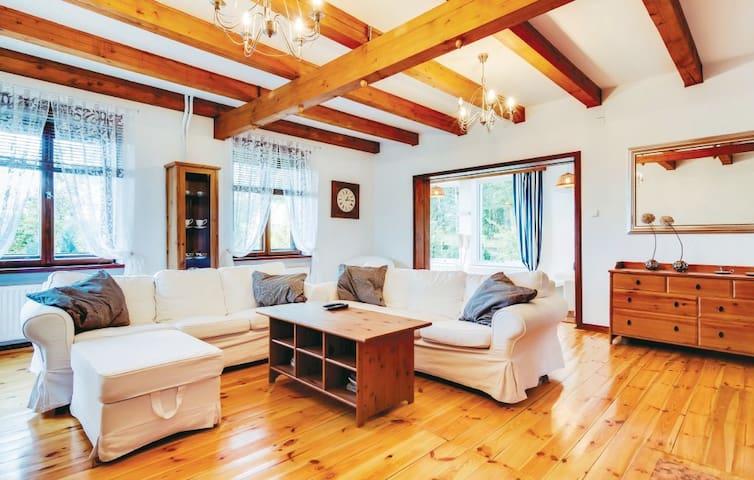 Dom na Kaszubach - sauna, piec chlebowy, wędzarnia