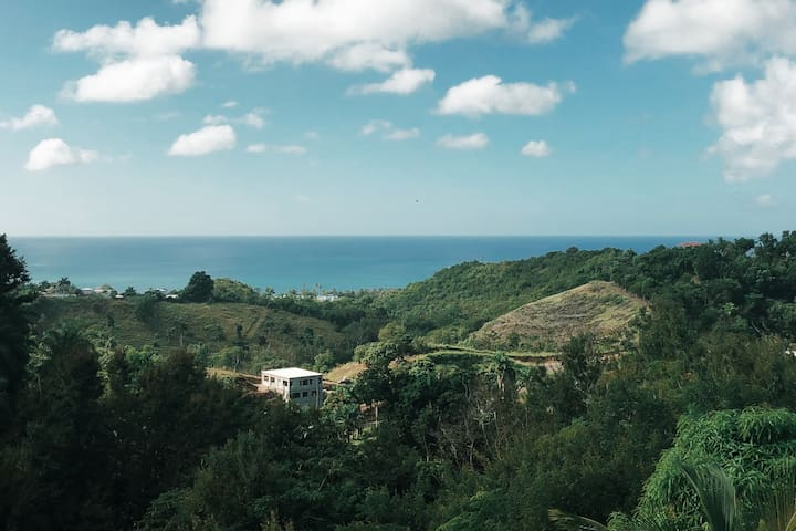 Stunning views from hills of Rincón - Hamlet Suite