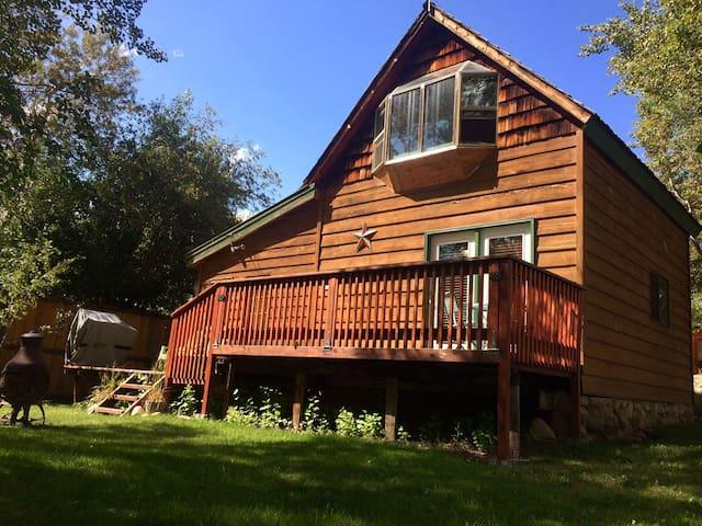 TP Creek Side Cabin