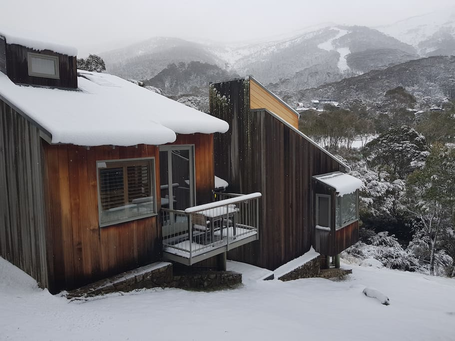 """""""Chill-out was a great location for a week on the slopes at Thredbo"""""""
