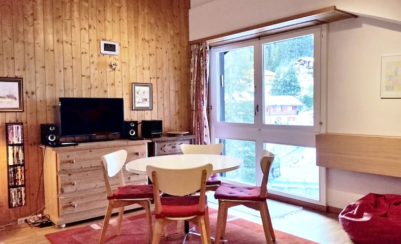 32m2 apartment in ski resort Anzere - Ayent - อพาร์ทเมนท์