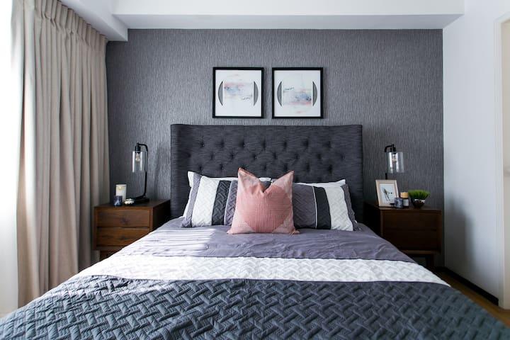 Grand Cenia Residence -One Bedroom Unit 2002