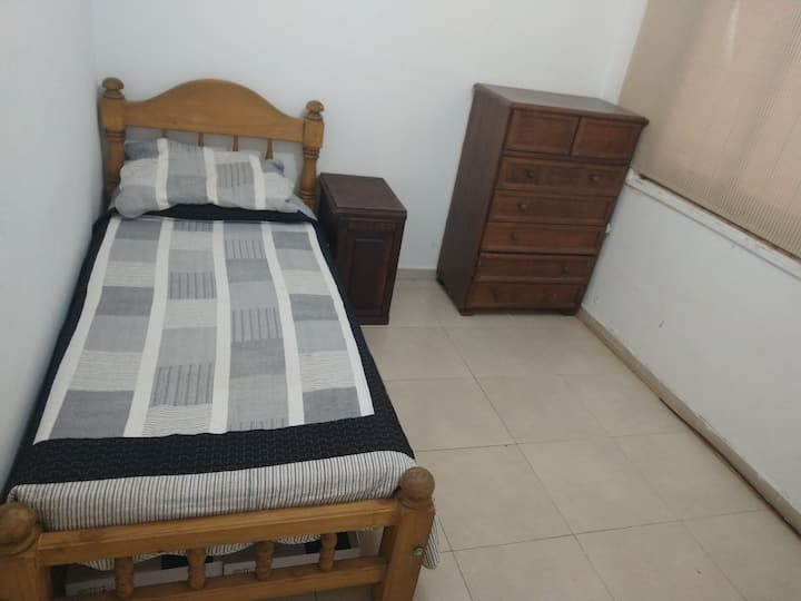 Single room in Mendoza city