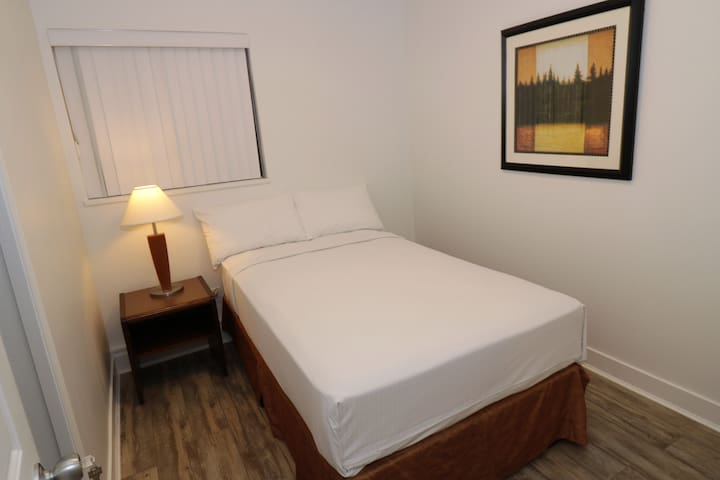 Riviera Hobby Farm  Room #5 Double Bed