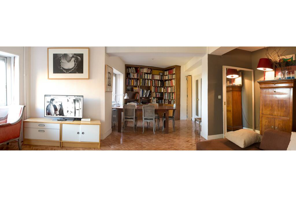 Habitaci n privada con ba o en madrid zona ifema for Habitacion cuadruple madrid