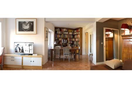 Private room with bathroom in Madrid (IFEMA area) - Madrid - Bed & Breakfast