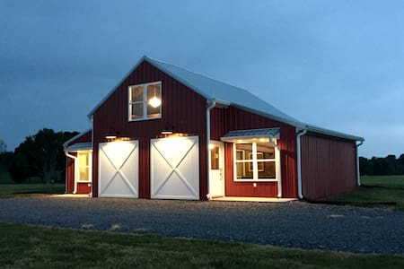 The Stock Barn at Dorris Farms