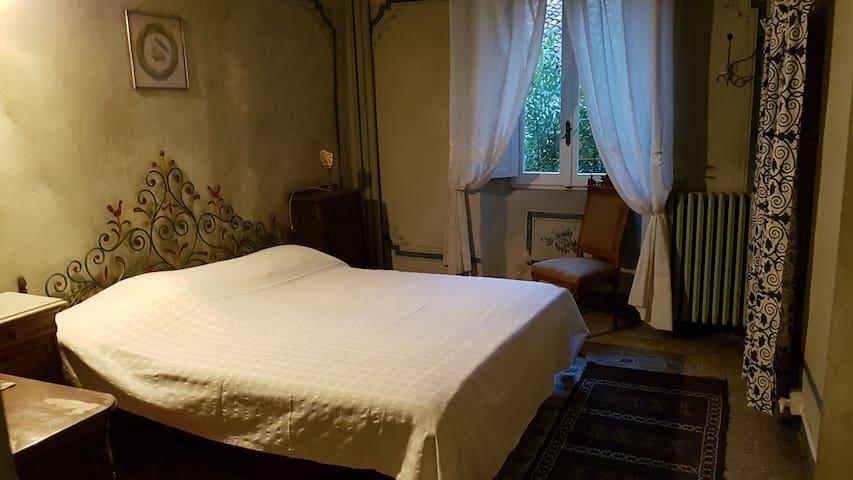 Villa Corinna, the Mondolè rooms.