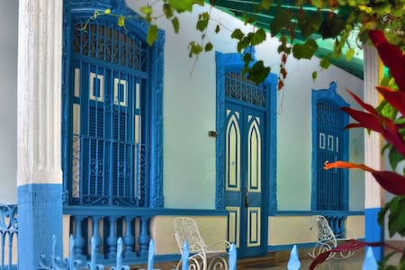 Casa Azul - Santa Clara - Gästhus