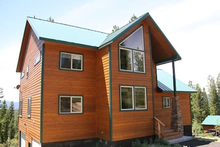 Magnificent Diamond Peak Cabin near Crescent Lake - Cabin