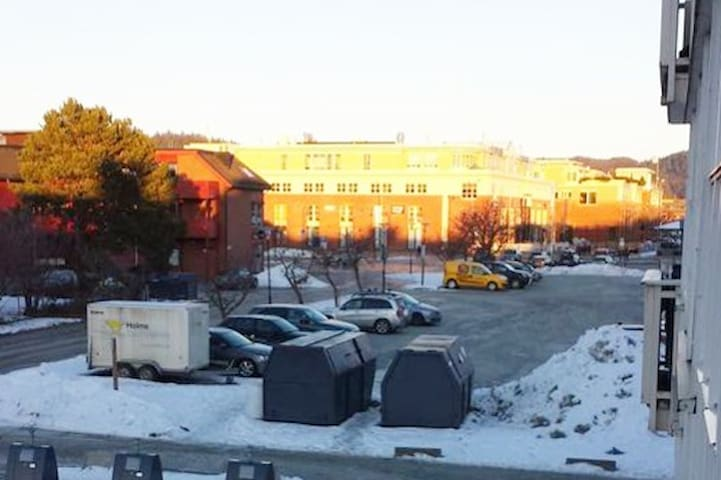 leilighet i stjørdal sentrum - Stjørdal - Appartamento