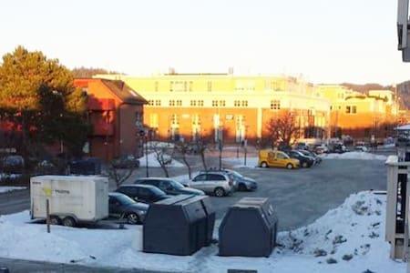 leilighet i stjørdal sentrum - Stjørdal - Apartament