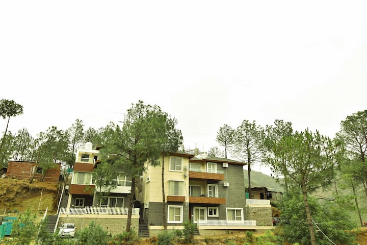 2 BHK In a Villa | Forest View | Tranquil Paradise