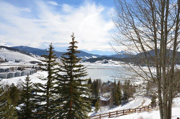 3BR Dillon Condo w/ Lake & Mountain Views!