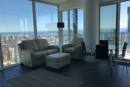 Luxury - Downtown - The best view possible - Toronto - Wohnung