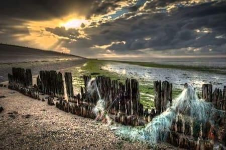 Slapen aan het Waddenzee! - Moddergat