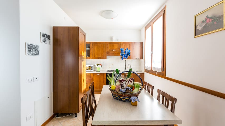 apartment VENEZIA (X8 PEOPLE)