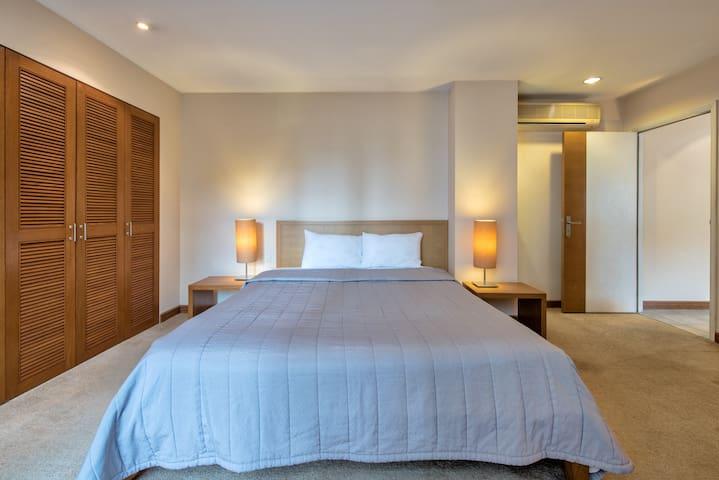 HBT Court - 2br Serviced Apartment - CBD HCM City
